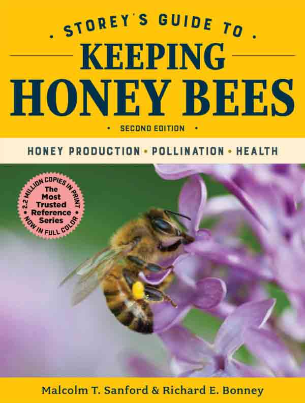 Cover of Storey's Guide to Keeping Honey Bees